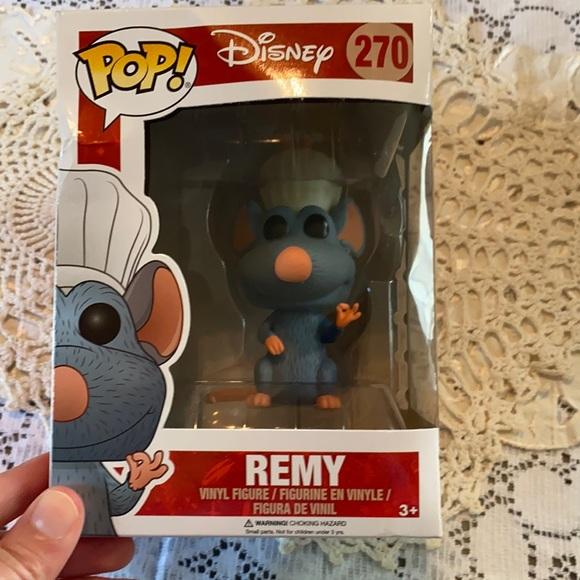 Pop Number # 270 Disney Remy ratatouille